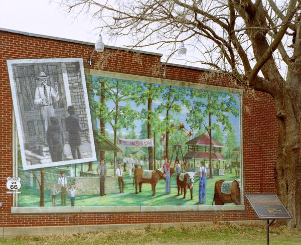 Truman Fair Mural Cuba MO